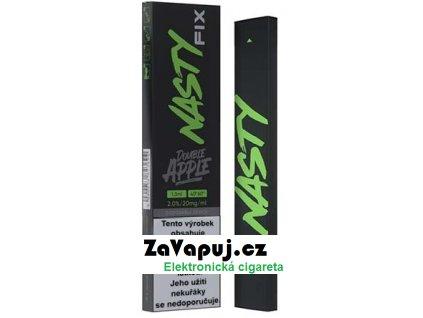 Elektronická cigareta Nasty Juice Fix Double Apple 20mg