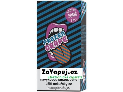 Liquid Big Mouth SALT Frozen Grape 10ml - 20mg