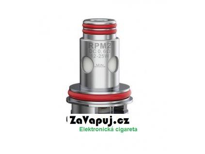 Žhavící hlava Smoktech RPM 2 DC MTL 0,6ohm