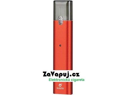 Elektronická cigareta Suorin iShare POD 130mAh Červená