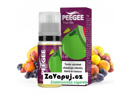 peegee ovocna smes fruit mix