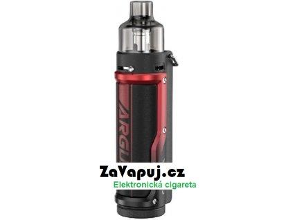 Elektronická cigareta VOOPOO Argus Pro 80W 3000mAh Litchi Leather and Red