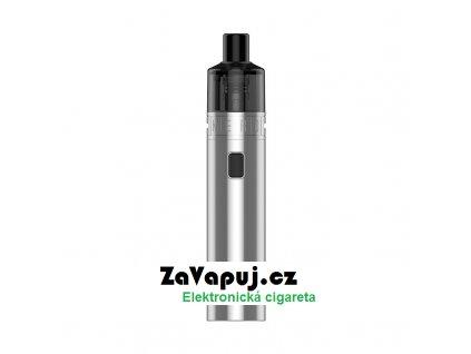 Elektronická cigareta GeekVape Mero AIO Pod Kit (2100mAh) (Stříbrná)