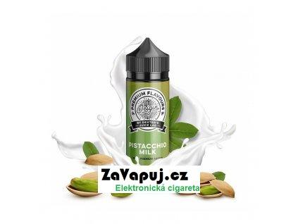 Příchuť Dexters Juice Lab Origin Pistacchio Milk (Pistáciové mléko) 30ml