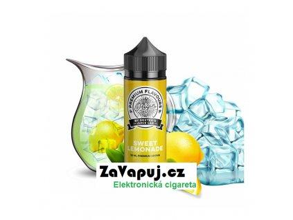 Příchuť Dexters Juice Lab Origin Sweet Lemonade (Chladivá citrusová limonáda) 30ml
