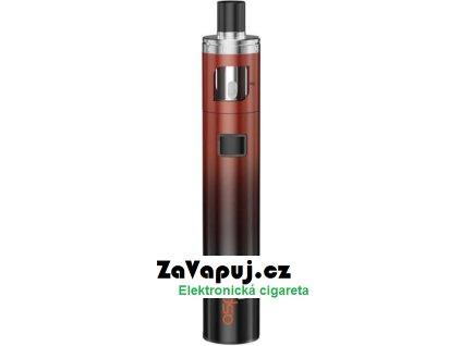 Elektronická cigareta aSpire PockeX AIO 1500mAh ANNIVERSARY EDITION Černo-červená