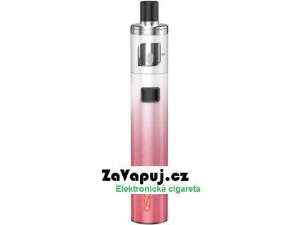 Elektronická cigareta aSpire PockeX AIO 1500mAh ANNIVERSARY EDITION Bílo-růžová
