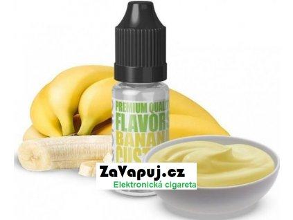 Příchuť Infamous Liqonic 10ml Banana Custard