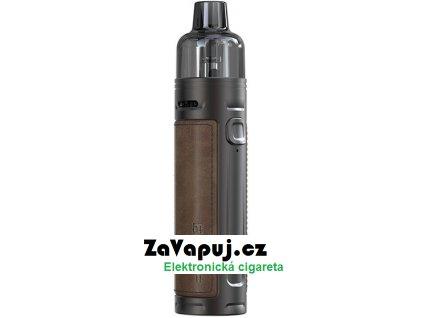 Elektronická cigareta iSmoka-Eleaf iSolo R 30W 1800mAh Světle Hnědá