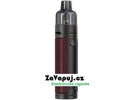 Elektronická cigareta iSmoka-Eleaf iSolo R 30W 1800mAh Červená