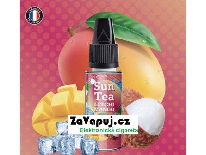 Příchuť Sun Tea Mango Lychee 10ml