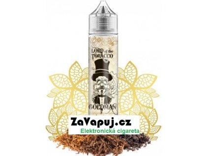 Příchuť Dream Flavor Lord of the Tobacco Shake and Vape 12ml Goldman