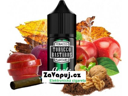 Příchuť Flavormonks 10ml Tobacco Bastards Apple Tobacco