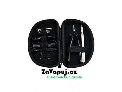 Sada nástrojů pro DIY Vandy Vape Tool Kit Pro (12 dílná)