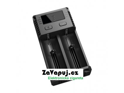 Multifunkční nabíječka baterií Nitecore Intellicharger I2 V2