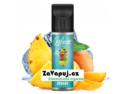 coolnise mango ananasovy servac