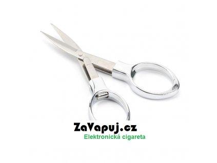 Skládací nerezové nůžky pro DIY Coil Father Folding Scissors