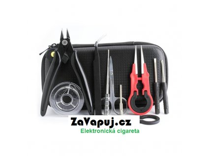 Sada nástrojů pro DIY Coil Father X6 Vape Tool Kit