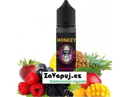 Příchuť MONKEY liquid Shake and Vape Monkey Fruit (Svěží ovocná směs) 12ml