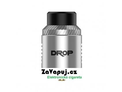 RDA atomizér Digiflavor Drop V1.5 Stříbrný