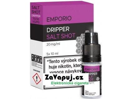 Booster Emporio SALT SHOT Dripper (70VG/30PG) 5x10ml - 20mg