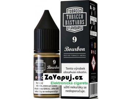 Liquid Flavormonks Tobacco Bastards SALT No.09 Bourbon 10ml - 20mg