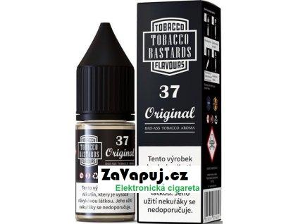 Liquid Flavormonks Tobacco Bastards SALT No.37 Original 10ml - 20mg
