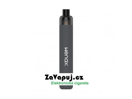 Elektronická cigareta GeekVape Wenax Stylus Pod 1100mAh Granite Grey