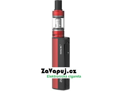 Elektronická cigareta Smoktech Gram 25 900mAh Červená