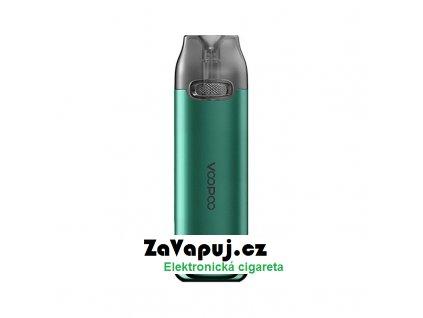 Elektronická cigareta VooPoo Vmate Pod (900mAh) Zelená