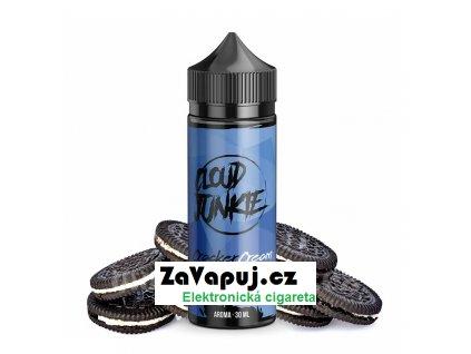 Příchuť CloudJunkie Shake & Vape CrackerCream (Kakaová sušenka s vanilkovým krémem) 30ml