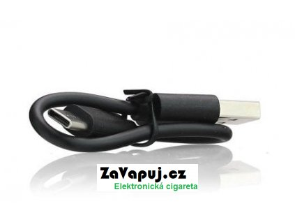 Uwell Caliburn G USB-C kabel Černý