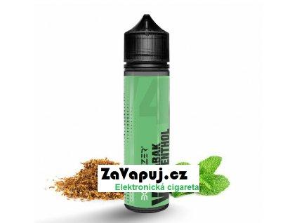 Příchuť Expromizer Shake & Vape V4 (Tabák s mentolem) 15ml