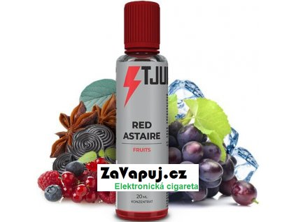 Příchuť T-Juice Shake and Vape Red Astaire 20ml