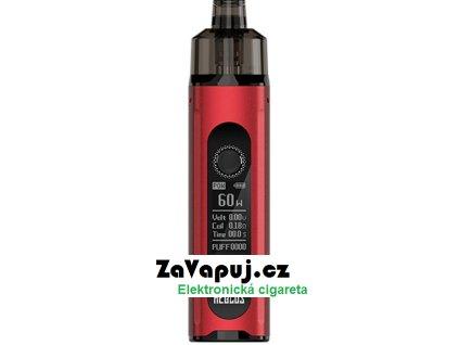 Elektronická cigareta Uwell Aeglos H2 60W 1500mAh Ruby Red