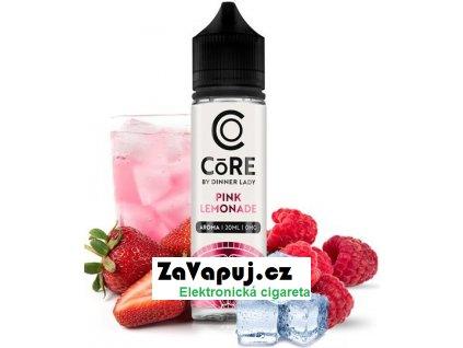 Příchuť Core by Dinner Lady S&V 20ml Pink Lemonade