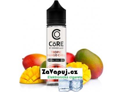 Příchuť Core by Dinner Lady S&V 20ml Tropic Mango Chill