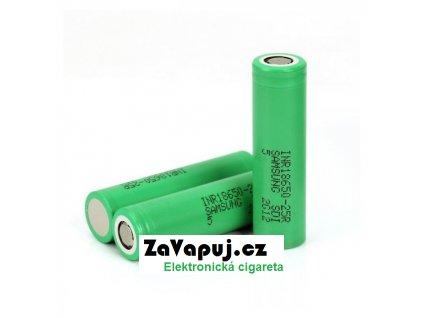 Baterie Samsung INR18650 25R 20A (2500mAh)