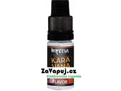 Příchuť IMPERIA Black Label 10ml Karavana (Orientální tabák)