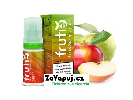 Liquid Frutie Jablko (Red and Green Apple) 10ml