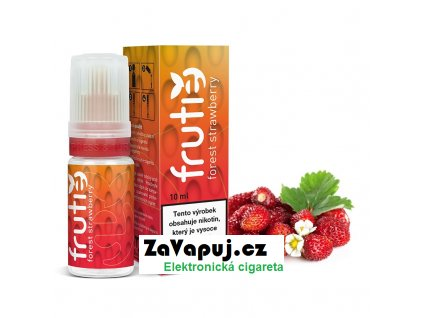frutie lesni jahoda forest strawberry