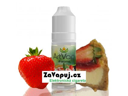 vyrn 8312mockup Art Vap Sweet Strawberry Pie 1