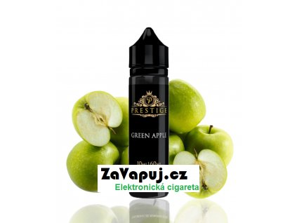 0 ml Prestige Green Apple (Shake & Vape)