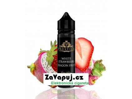 10 ml Prestige White Strawberry Dragon Fruit (Shake & Vape)