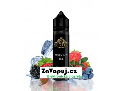 10 ml Prestige Berry Mix Ice (Shake & Vape)