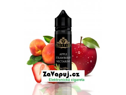 10 ml Prestige Apple Strawberry Nectarine (Shake & Vape)