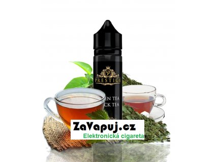10 ml Prestige Green Tea Black Tea (Shake & Vape)