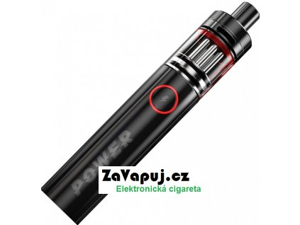 Aramax Power elektronická cigareta 5000mAh Black  + 1ks žhavící hlava v hodnotě 99,-