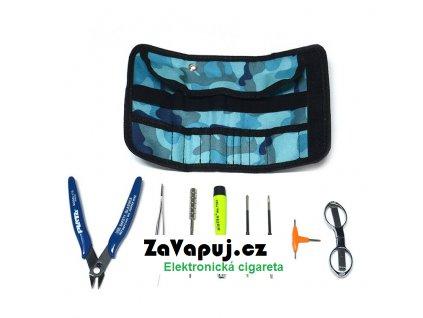 Skládací sada nástrojů Vpdam pro DIY (Modrá)