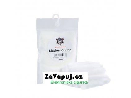 Přírodní vata Demon Killer Slacker Cotton (60ks)